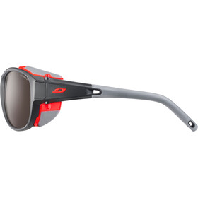 Julbo Exp*** 2.0 Alti Arc 4 Zonnebril, zwart/rood